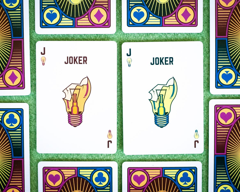 joker light blub
